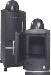 Xenogen Ivis 200 Laboratory Imaging System also uses enclosure parts pressure formed at Freetech Plastics.